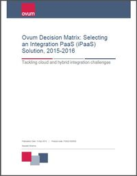 Ovum Decision Matrix-iPaaS